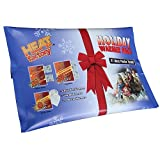 Great for building snowmen, outdoor play, aerobic activities, and working outdoors, the Heat Factory Holiday Warmer Pack makes a great gift for cold weather activities. The Holiday Big Pack includes six pairs of Hand Warmers that provide up to 10 hou...