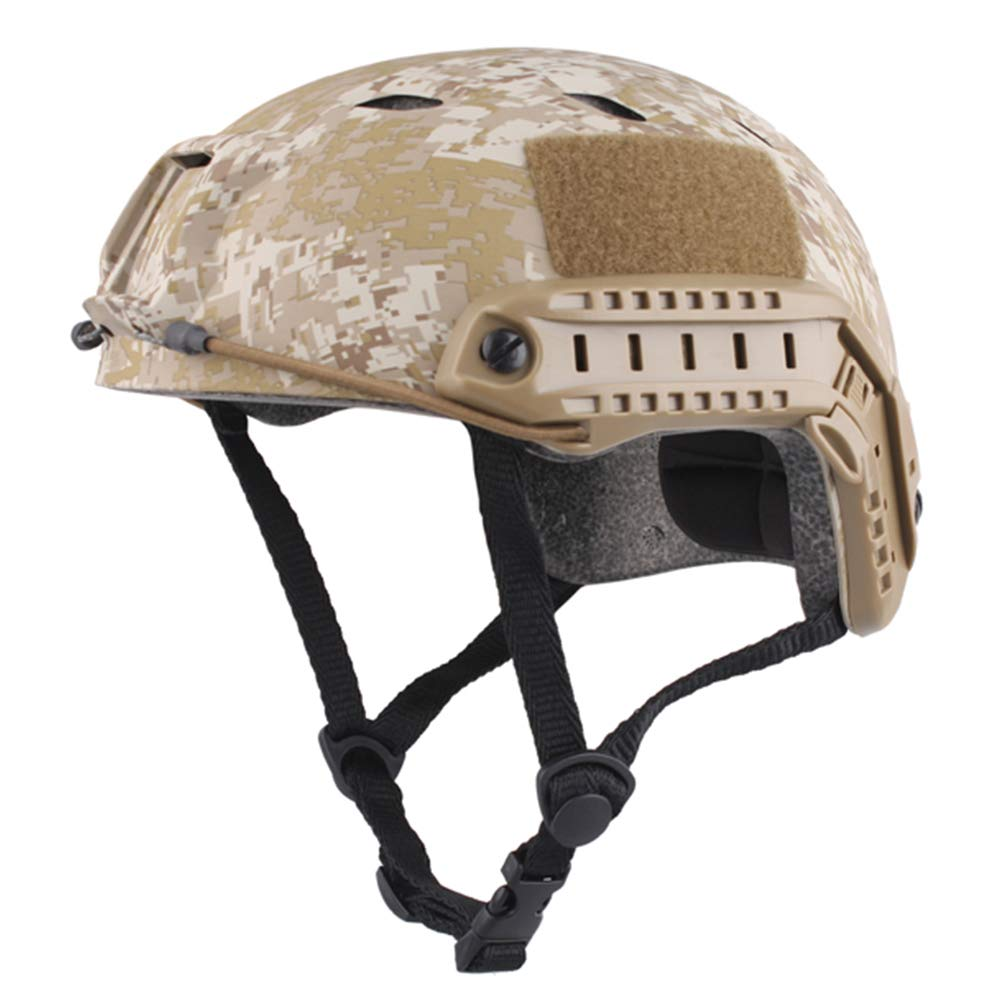 EMERSONGEAR Fast Helmet, BJ Version Tactical Military Combat Helmet DD by EMERSONGEAR