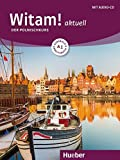 Witam! aktuell A1: Der Polnischkurs / Kursbuch + Arbeitsbuch + Audio-CD