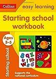 Starting School Workbook: Ages 3-5 (Collins Easy Learning Preschool)