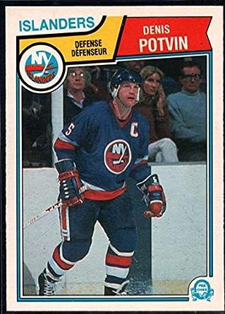 Amazon.com  Hockey NHL 1983-84 O-Pee-Chee  16 Denis Potvin NY ... 679efdfb9