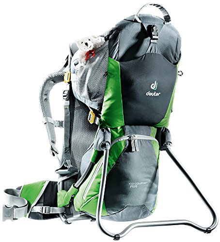 Deuter Kid Comfort Air Child Carrier for Hiking, ()