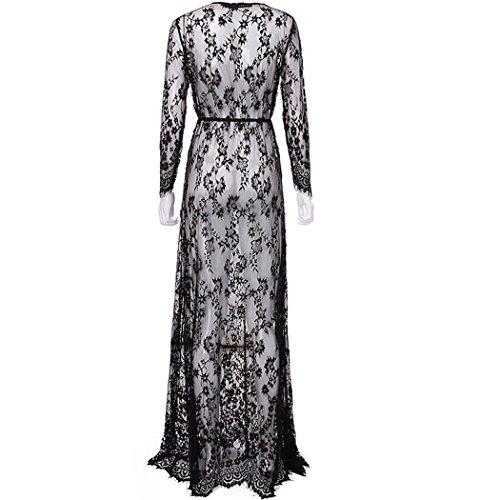 Nilover - Vestido - para mujer negro