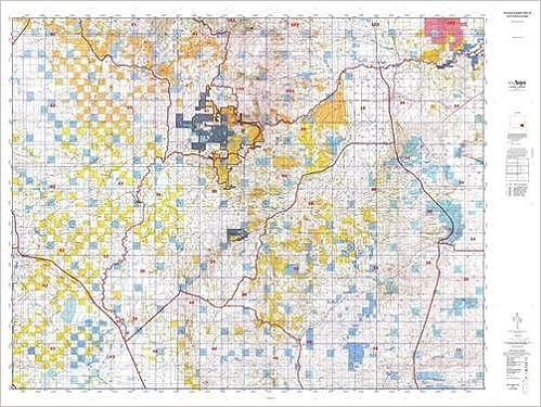 Wyoming Antelope GMU 39 Hunt Area / Game Management Units (GMU) Map ...