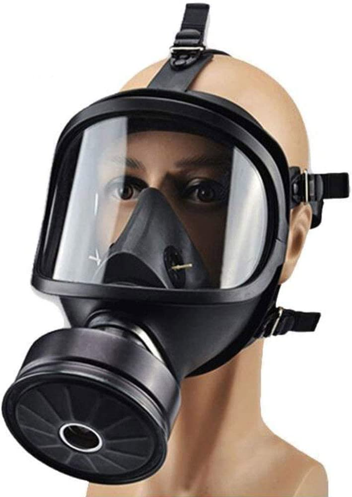 Full Face Respirator Gas Mask Respirator Canister Widely Used In Organic Gas Paint Spary Chemical Woodworking Dust Protectio Amazon Ca Sports Outdoors