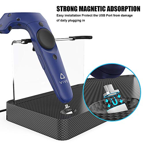 AMVR Dual Charger Magnetic Charging Station/Stand,Support