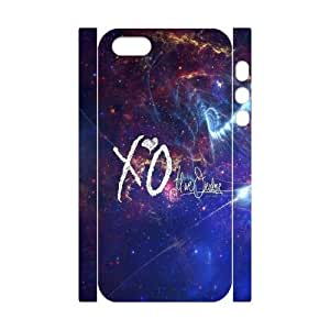 Custom iPhone 5,5S Case, Zyoux DIY 3D iPhone 5,5S Case Cover - The Weeknd XO