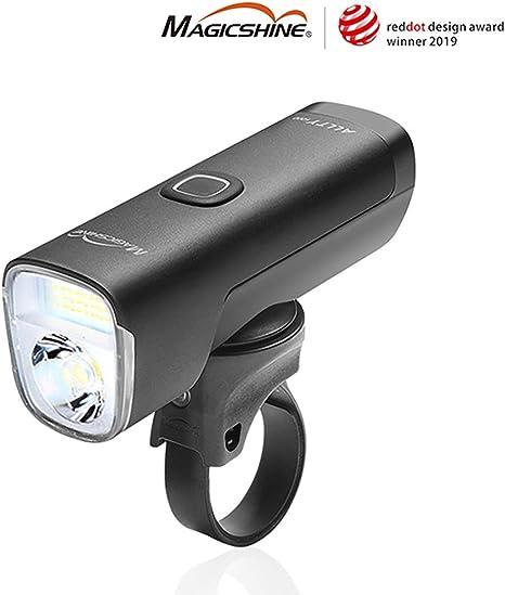 Magicshine ALLTY 1000 - Luz delantera para bicicleta con luz de ...