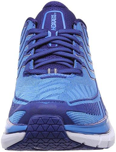 Hoka One One Scarpe Uomo Running, Art.1016723DBTBL, MOD. Clyfton 4, Colore Blu. (45 1/3 EU, Divablue/Trueblue)