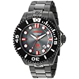 Invicta Men's 'Pro Diver' Automatic Stainless Steel Casual Watch, Color:Black (Model: 19809)