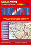Philip's Red Books Southampton (Philip's Local Street Atlases)