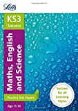 Letts Key Stage 3 Success e Maths, English and Science, Collins UK, 1844197670