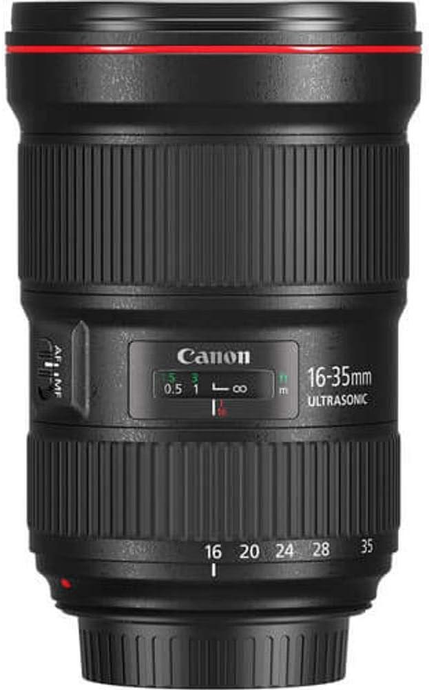Lente EF 16-35mm f/2.8L III USM, da Canon