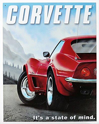 chevrolet-chevy-corvette-state-of-mind-retro-vintage-tin-sign