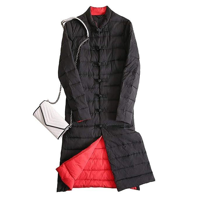 online retailer cce00 cc337 LQYRF Giacca Invernale da Donna in Stile retrò con Fibbia ...