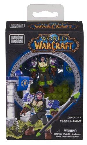 Mega Bloks World of Warcraft Ironoak (Alliance Night Elf Hunter)