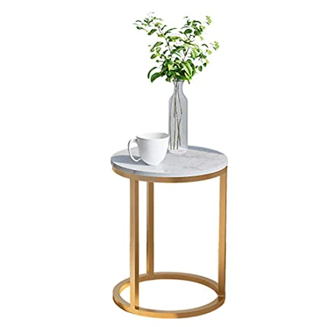 Amazon.com: Living Room Side End Table Office Decoration ...