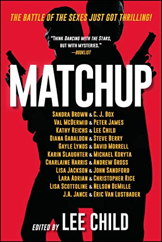 Book cover from MatchUp by Lee Child