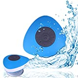Best HDE Usb Rechargeable Batteries - HDE Rechargeable Waterproof Bluetooth Speaker Wireless Streaming Music Review