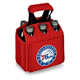 PICNIC TIME NBA Houston Rockets Six Pack Insulated Beverage Tote, Red Review