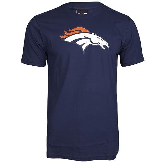 3 opinioni per New Era Denver Broncos Team NFL On Field Fan M,L,XL,XXL Tee T T-Shirt Men