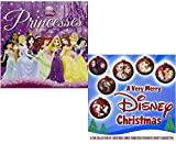 Disney Princesses (Greatest Hits) - A Merry Disney Christmas - Walt Disney 2 CD Album Bundling