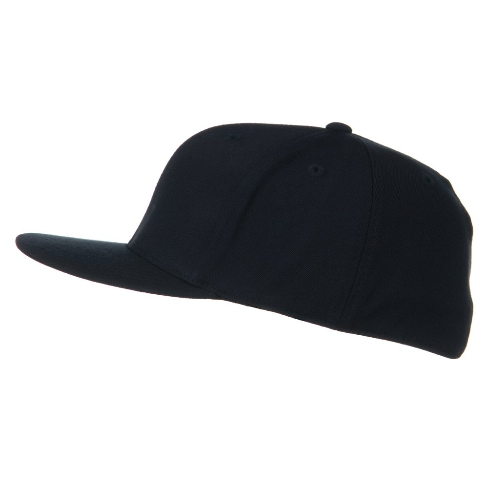 Big Size Premium Fitted Flat Bill Cap - Dark Navy (for Big Head) at Amazon  Men s Clothing store  Baseball Caps 64d71ff506aa