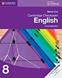 Cambridge Checkpoint English Coursebook 8, Marian Cox, 1107690994