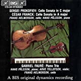 Frans Helmerson/ Hans Palsson Cellosonaten Other