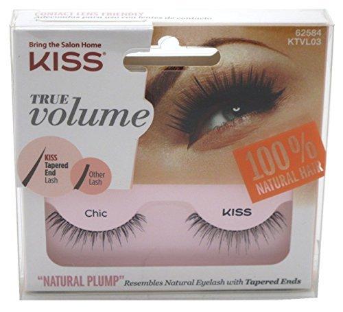 Kiss True Volume Lashes -Chic (6 Pack)