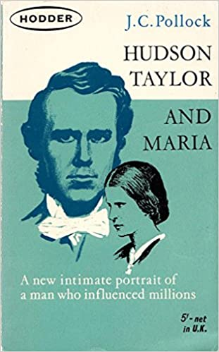 Image result for hudson taylor and maria pollock