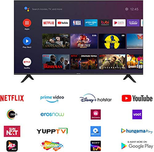 Buy Top Best Hisense TV Price Online India 2021 | LED TV Online India