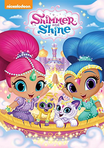 Shimmer and Shine – Freeze amay Falls