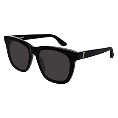 638a74dca3 Image Unavailable. Image not available for. Color  Sunglasses Saint Laurent  SL M ...