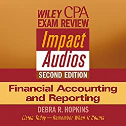 Wiley CPA Examination Review Impact Audio, Second Edition