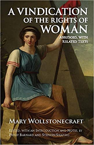 Amazon.com: A Vindication of the Rights of Woman: Abridged, with ...