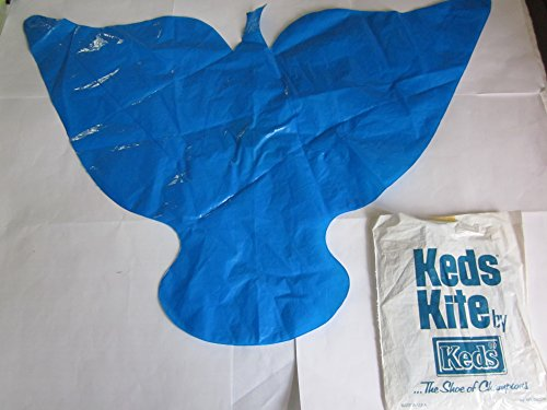 Keds Kites (vintage 1970's or 1980's, Set of 9 packaged kites and 2 unpackaged)