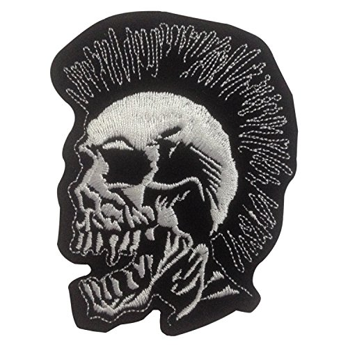 Punk-Rock-Patches-for-Jackets-Punk-Patches-for-Jackets-Punk-Patches-for-Clothing-Trendy-Rock-Patches-for-Jean-Jackets-Easy-Application-Nice-Size-Patch-is-Very-Detailed