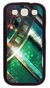 Gear Custom Samsung Galaxy S3 I9300 Case Cover Polycarbonate Black