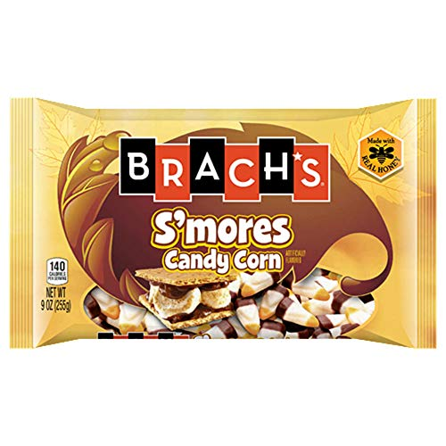 Brach's S'mores Candy Corn - 9-oz. Bag (3 Pack)]()