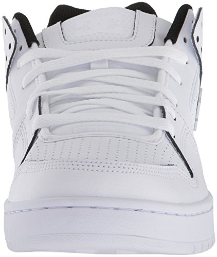 DC Men's Manteca SE Skate Shoe White/Black F3bMpVHb8