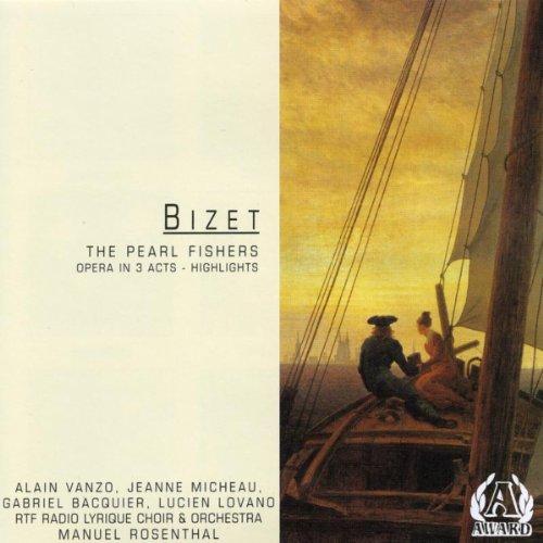 Les Pecheurs De Perles (the Pearl Fishers) - Mais Qui Vient La? (choir, Zurga, Nadir)