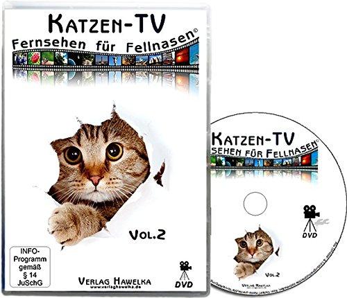 pelicula para gatos en dvd katzen