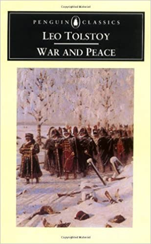 War and peace penguin edition.