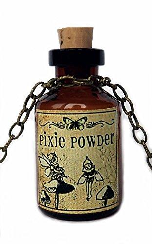 Bottle Pendant: Pixie Powder ()