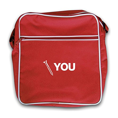 You Flight Retro Red Bag Screw Dressdown 8q5wS6S