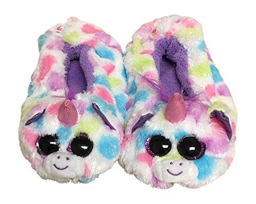 Image of Ty Beanie Boos Little Girls' Slipper Socks