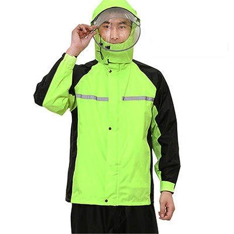 WAY Rainwear 1 Juego de Impermeable y el traje de pantalones ...