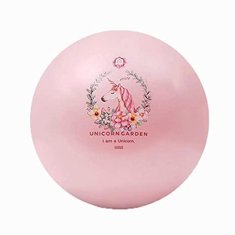 Balón de Yoga para Gimnasia con balón de Equilibrio de Peso ...