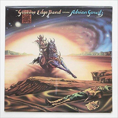 Adrian Gurvitz - Kick Off Your Muddy Boots / The Graeme Edge Band / 1975 - Zortam Music
